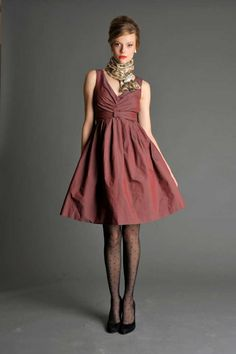 Cool clothes for women in their 60's, from the 60's!