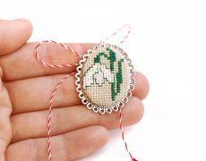 Cross Stitch Bookmarks, Simple Cross Stitch, Cross Stitching, Crochet Stitches, Macrame, Opera, Gemstone Rings, Necklaces, Drop Earrings