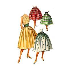 full skirts, simplic 14901950s, skirt patterns, skirt simplic, vintage sewing, sew pattern, 14901950s skirt, cloth diy, sewing patterns