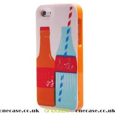 A fresh new design and a brighter bolder color palette, this Kate Spade case for iphone 5 is the ultimate fashion accessory. you're sure to draw eyes when you dress up your phone in this charming case, created exclusively for the iphone 5. This colorful, hard shell iPhone 5 case help keeps you in the loop with a fun and fashionable look..