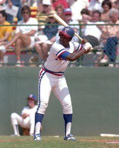 AL OLIVER Photo in action Texas Rangers (c) | eBay