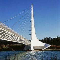 Sundial Bridge, Turtle Bay, 2004 - Santiago Calatrava LLC