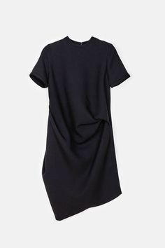 JW Anderson — Short Sleeve Knot Dress