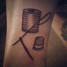 voraciouswolves: poked thimble and touched up needle and thread for paula
