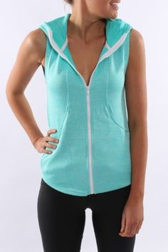 Hurley - Dri-Fit Sleeveless Fleece Heather Aqua This product encompasses Nike Dri-Fit Technology which wicks away sweat from the body to keep you cool and comfortable. $69.99 SHOP: http://www.jeanjail.com.au/ladies/hurley-dri-fit-sleeveless-fleece-heather-aqua.html