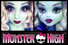 YOUTUBE: Hey my beautiful shining stars! So excited to team up again with Monster High to bring you this Freak du Chic series! Here is my Frankie Stein look;...