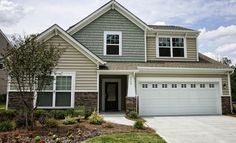 The Bethany model in Lawson at Southern Trail in Waxhaw, NC.