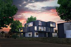 Collective Housing / Projects / CAAN Architecten / Gent