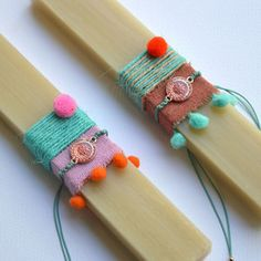 Happy Easter, Easter Bunny, Easter Eggs, Orthodox Easter, Greek Easter, Easter 2015, Easter Crafts, Diy And Crafts, Candles