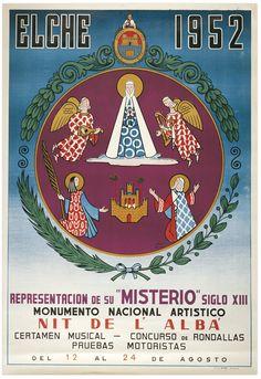 Cartel #MisteriDElx 1952