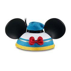 Disney Hat - Ears Hat - Best of Mickey - Donald Duck