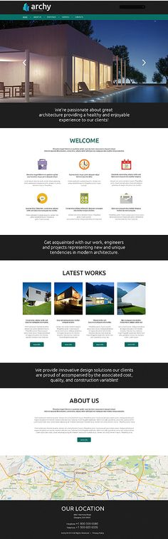 template 50750 tv channel responsive website template