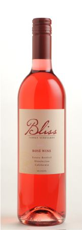 2013 Rose Mendocino Estate bottled (750ml)
