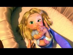 Tangled - Rapunzel Best Scenes - YouTube Disney Pixar, Disney Characters, Fictional Characters, Tangled Rapunzel, Movie Songs, Movies, Thankful, Children, Youtube