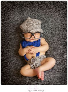 crochet newsboy hat diaper cover with suspenders by LoopySlipknot, $20.00@bjl2012  do you like this one better than the other ?