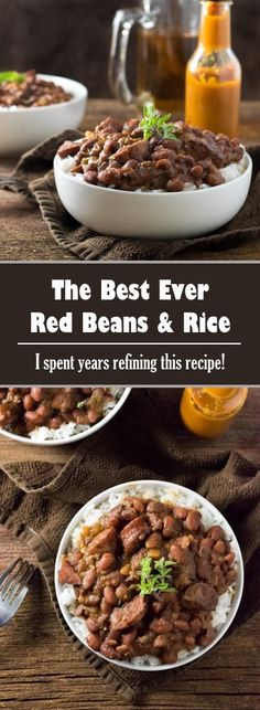 Best Ever Red Beans and Rice Recipe