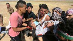 Sniper Israel Tembak Mati Dua Warga Palestina di Jalur Gaza