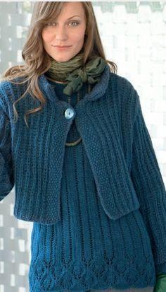 Verena Knit Magazine