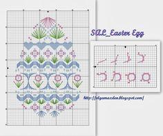 LIVE, LAUGH, LOVE ...: SAL_Easter Egg - финал!