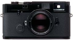 Leica MP - The most finest mechanical film camera in the world.