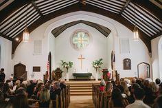 boho wedding, Congregational Church, Dorset, Vermont, Dahlia, simple alter centerpieces, wedding ceremony,