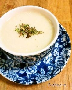 Turnip Potage is a healthy palette prepper  for any lunch or dinner!