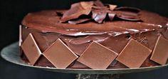 #Torta del #diavolo con #crema al #cappuccino glassata la #cioccolato, al ricetta | Fantasie di cucina http://www.fantasiedicucina.it/torta-del-diavolo-con-crema-al-cappuccino-glassata-al-cioccolato-al-ricetta/
