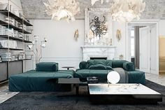 Two Inspiring Luxury Homes: One Ornate, One Refined