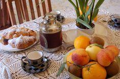 La colazione a L'ANTICO EPISCOPIO