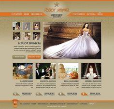 Website For Wedding Dresses Store