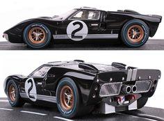 Ford GT40 MKII, 1966 LeMans winner, Bruce McLaren/Chris Amon - Carrera 23769