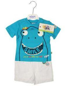 Set 2-teilig - T-Shirt und Short fun & smile