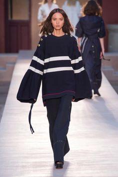 sonia rykiel ss17 paris fashion week