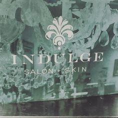 Getting my hair  at @indulgestudios and spotted some of my handy work. Logo and brochure design by moi!  The indulge team is great. Check them out. #loveit #branding #destress #whitefishbay #milwaukee #salon #indulgeyourself #indulge #summer #haircut #designer #graphicdesign #girlboss #printdesign #marketing #chandelier #lizmartincreative #creatives #salonandspa #pammered