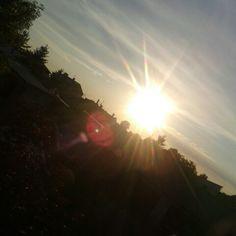 Goodbye SUN...