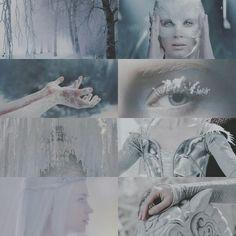aesthetics — Freya: Ice Queen (the huntsman: winter's war)