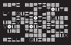 Superscript²   Design graphique & typographie, Lyon