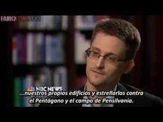 Segmento censurado de Edward Snowden sobre el 9/11 (subtitulado) Fabioco...