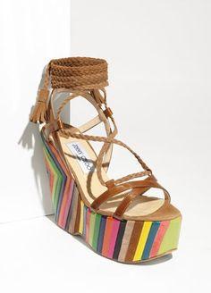 Jimmy Choo 'Pearl' Wedge Sandal $321,
