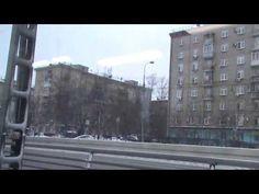 A Train Ride along Moscow Centre Circle.