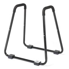 Black Mountain Products Heavy Duty Stand is a full steel dip station rated for 3000lbs. B.M.P's dip stand is inconspicuous to place together.