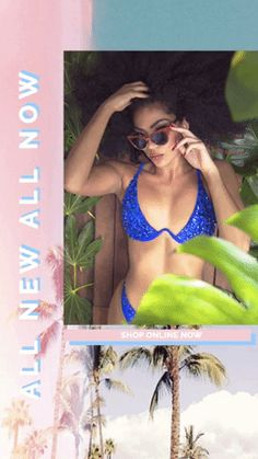 Discover & share this Holidolls GIF with everyone you know. GIPHY is how you search, share, discover, and create GIFs. Gifs, Bikinis, Bikini Swimsuit, Bikini