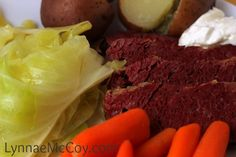 The Best Corned Beef and Cabbage Recipe Ever!