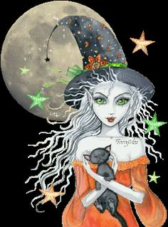 Alas de Fantasía: Brujas