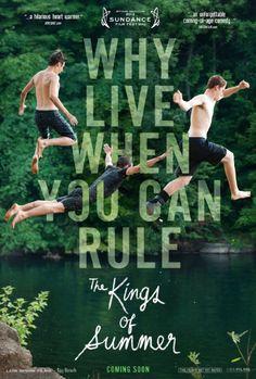 Os Reis do Verão (2013)