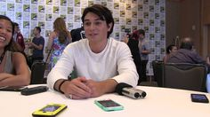 HNS Interviews K  J  Apa from Riverdale at Comic Con 2016 - YouTube