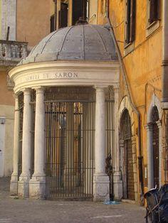 #Roma, quartier #juif. Des souvenirs de voyages qui amènent à la ville éternelle