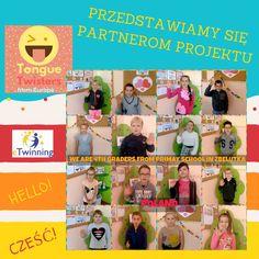 Presentation by 4th graders of Primary School in Zbelutka, Poland