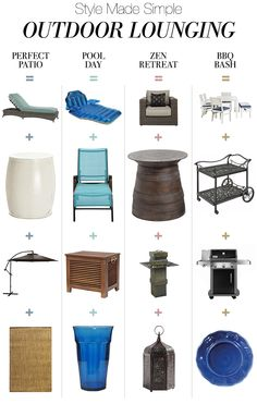 Home Decorators Collection Decorating Tips, Interior Decorating, Interior Design, Interior Presentation, Rooftop Patio, House Inside, Outdoor Lounge, Beautiful Interiors, Make It Simple