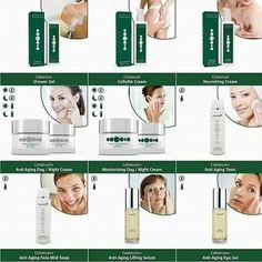 ✔Nuestra gama colostrum💆♀️ . ✔Nuestra gama de colostrum tiene unas propiedades grandiosas para nuestra piel de rostro y cuerpo. .… Anti Aging Night Cream, Cellulite Cream, Top Perfumes, Perfume And Cologne, Eye Gel, Mild Soap, Shower Gel, Health And Beauty, Serum
